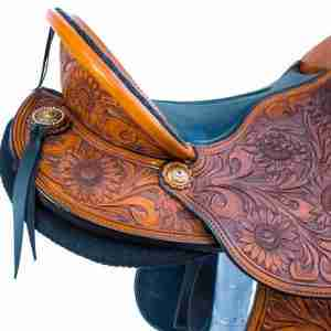 CARE OF A WESTERN SADDLE