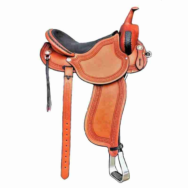Ranch Cutter Saddle