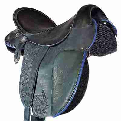 English Cross-Over Saddle